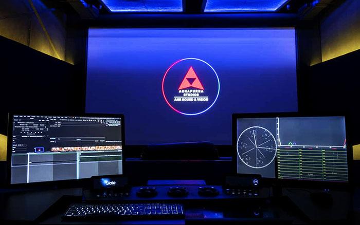 Lumina Screens Installed at Annapurna Studios