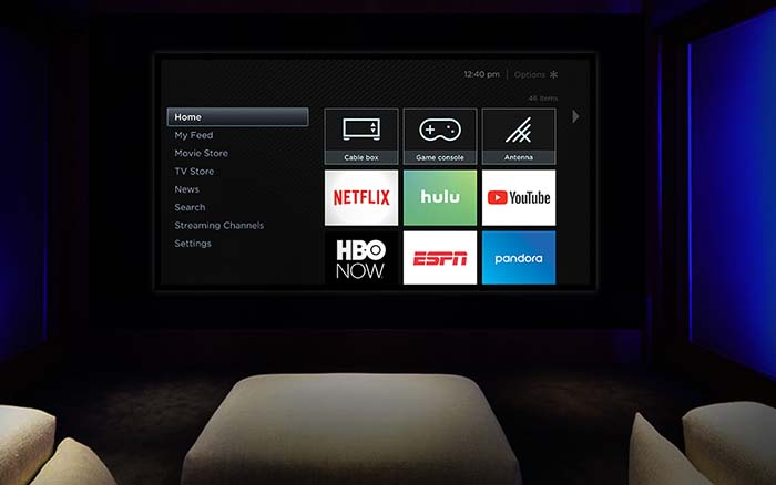 How has the importance of home theatre increased after the OTT platforms have emerged?