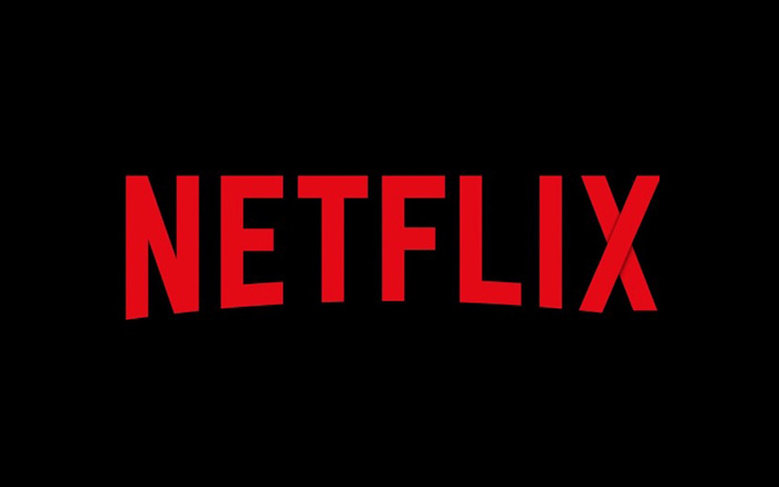 Netflix — the Streaming Giant on Projection Screen